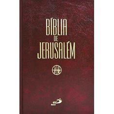 Bíblia de Jerusalém - Paulus, Editora - 9788534935852