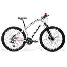 Bicicleta Mountain Bike GTSM1 27 Marchas Aro 29 Suspensão Dianteira Freio a Disco Hidráulico Absolute 2018