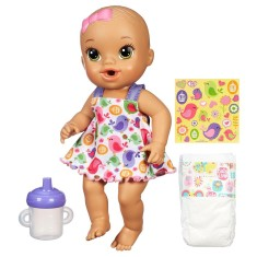 67aa3df5ed Boneca Baby Alive Hora do Xixi Hasbro