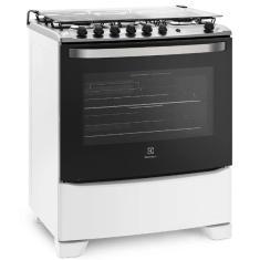 Imagem de Fogão de Piso Electrolux Essential 76UBQ 5 Bocas Acendimento Automático