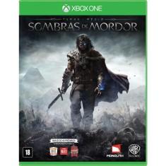 Jogo Terra Média Sombras de Mordor Xbox One Warner Bros