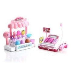 Imagem de Caixa registradora sorveteria Fênix brinquedos gs227