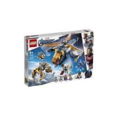 Imagem de Super Heroes Resgate de Helicóptero Hulk Lego