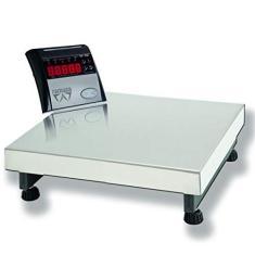 Balança Plataforma Digital Comercial Industrial 300kg/100g - Selo Inmetro - DP 300 - Ramuza