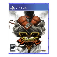 Jogo Street Fighter V PS4 Capcom