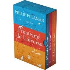 Box - Trilogia Fronteiras Do Universo - 1ª Edição, Pullman Philip - 9788556510969