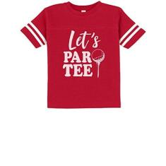 Imagem de Tstars - Let's Par-tee camiseta de jérsei de presente divertido para amantes de golfe, , 5/6