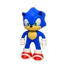 Imagem de Sonic Boneco Emborrachado