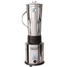 Imagem de Liquidificador Industrial 2 LT Alta Rotação Inox 800w 110v