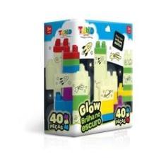 Imagem de Tand Kids Blocos de Montar - Glow - Brilha no Escuro - Toyster