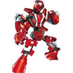 Imagem de Blocos De Encaixe Robô Guerreiro - Xalingo Red Armor