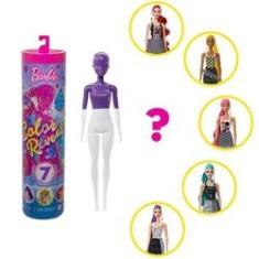 Imagem de Barbie Color Reveal Serie 6 - Mattel