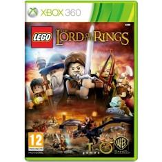 Jogo Lego Senhor Dos Anéis Xbox 360 Warner Bros