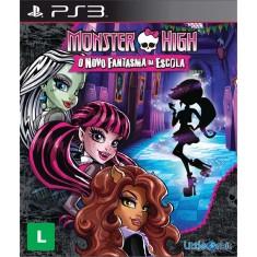 Jogo Monster High: O Novo Fantasma da Escola PlayStation 3 Little Orbit