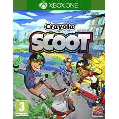 Jogo Crayola Scoot Xbox One Outright Games