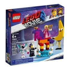 Imagem de Rainha Flaseria 115 Pcs Apresentacao Lego Movie 70824