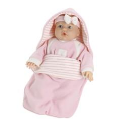 Imagem de Boneca Dorme Bebê Jensen Roma Brinquedos