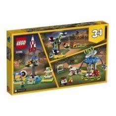 Imagem de Lego Creator 31095 - 3 Em 1 Carrossel De Feira De Diversões