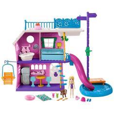 Imagem de Boneca Polly Casa do Lago Polly Pocket Mattel