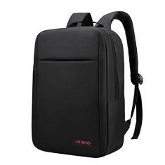 Imagem de Zwbfu Mochila para laptop de 15,6 polega Laptop Notebook de grande capacidade Mochila para viagens de negócios Mochilas multifuncionais repelente de água Bolsa de computador para estudantes para home