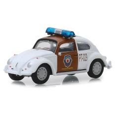 Imagem de Miniatura - Clube V-Dub Series 9 - 1964 Volkswagen Kombi Bus - 1/64 - Greenlight - VW FUSCA CHIAPAS POLICE