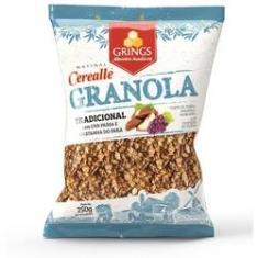 Granola Cereal Tradicional Castanha Pará 250g Grings