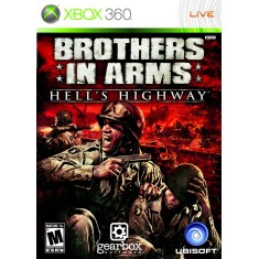 Jogo Brothers In Arms Hell's Highway Xbox 360 Ubisoft