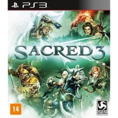 Jogo Sacred 3 PlayStation 3 Deep Silver