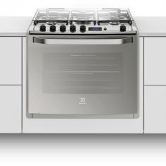 Imagem de Fogão de Embutir Electrolux 76EXR 5 Bocas Acendimento Automático Grill