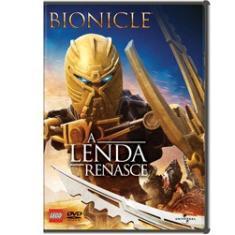 Imagem de DVD Bionicle: A Lenda Renasce