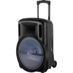 Caixa Acústica Bluetooth 450W Lenoxx CA350