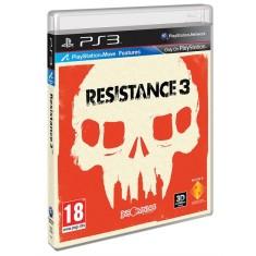 Jogo Resistance 3 PlayStation 3 Sony