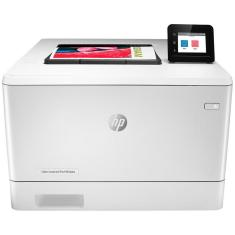 Imagem de Impressora Multifuncional HP M454DW Laser Colorida Sem Fio