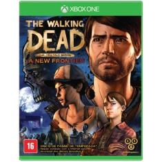 Jogo The Walking Dead A New Frontier Xbox One Telltale