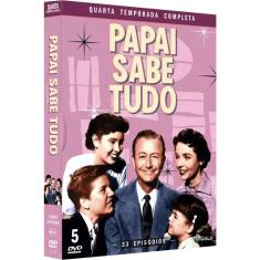 Imagem de PAPAI SABE TUDO - Quarta Temporada Completa