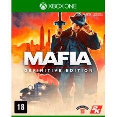 Jogo Mafia - Definitive Edition Xbox One 2K