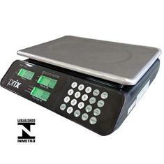Balança Computadora - Bateria - Us 30Kg/10g - Saída Serial - Prix 3 Plus - Toledo