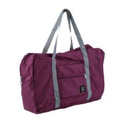 Imagem de Saco de armazenamento dobrável Saco de bagagem impermeável Saco de compras de viagem masculino feminino