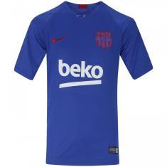Camisa Treino Infantil Barcelona 2019/20 Nike