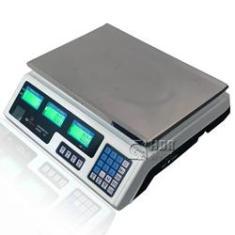 Imagem de Balança Eletrônica Digital 40kg Alta Precisão Recarregável ACS-40