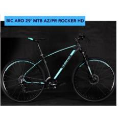 Imagem de Bicicleta Shimano Lazer 24 Marchas Aro 29 Freio a Disco Hidráulico Elleven Rocker HD