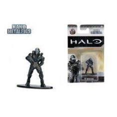 Imagem de Metal Figure Nano Halo - MS05 Spartan Locke - Jada