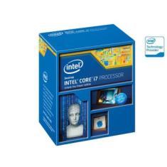 PROCESSADOR CORE I7 LGA 2011 INTEL BX80633I74820K I7-4820K 3.7GHZ 10M CACHE DMI 5GTS SCOOLER