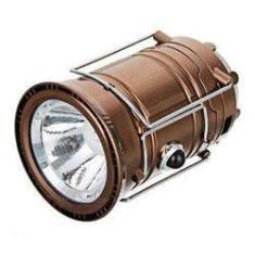 Imagem de Lampiao Solar Lanterna De Emergencia Led Recarregável