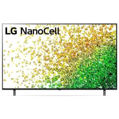 "Imagem de Smart TV Nano Cristal 65"" LG ThinQ AI 4K HDR 65NANO85SPA"