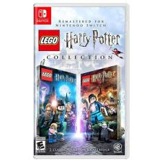 Jogo Lego Harry Potter Collection Lego Nintendo Switch