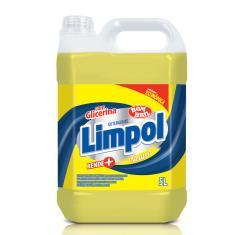 Imagem de Detergente Líquido Neutro Limpol 5 Litros - Bombril