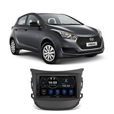 Imagem de Central Multimídia Hyundai HB20 2012 a 2018 Full Touch 7 Polegadas Espelhamento iOS Android USB BT