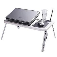 Foto Mesa p/ Notebook - A Sys - E-Table - Branca | Submarino