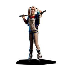 Foto Action Figure Harley Quinn Suicide Squad - Iron Studios | Carrefour-